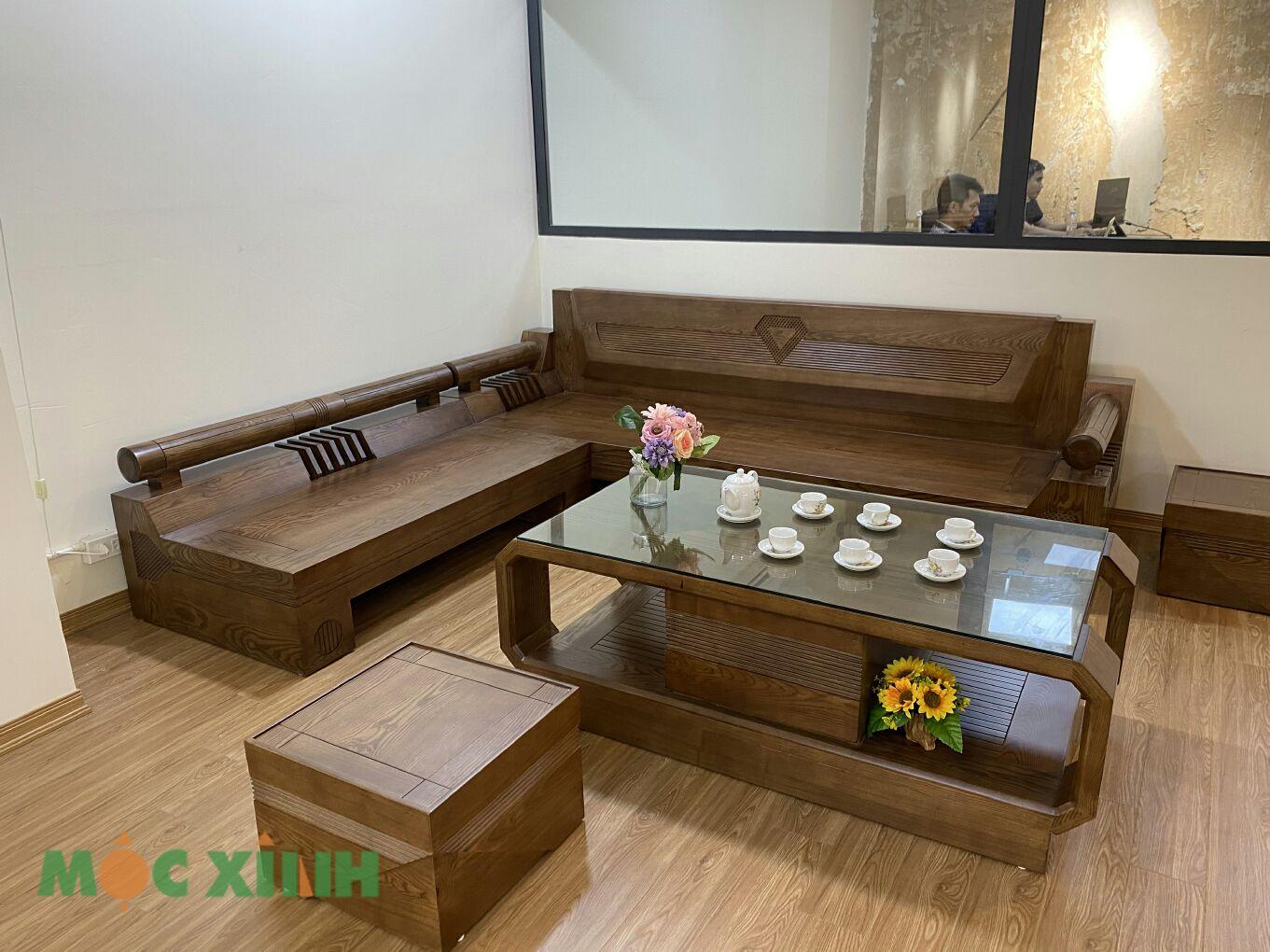 Bộ bàn ghế phòng khách có thể dành cho nhiều không gian khác nhau